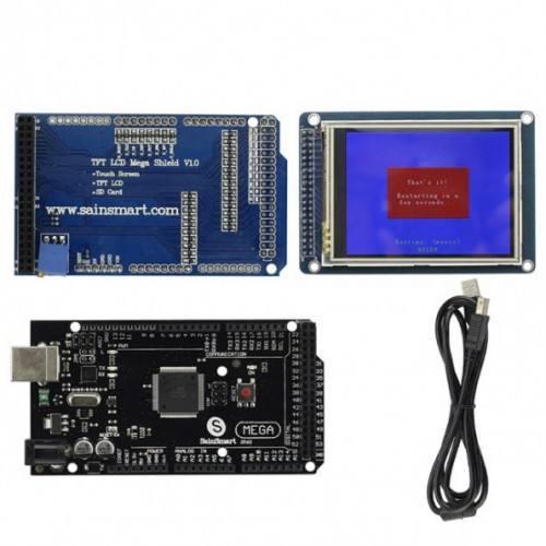 Wetek Hub Arduino Mega WS2812b Hyperion